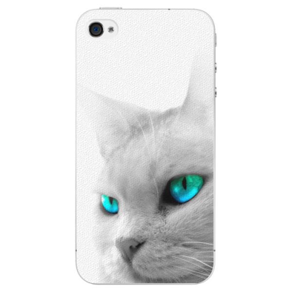 Plastové pouzdro iSaprio - Cats Eyes - iPhone 4/4S