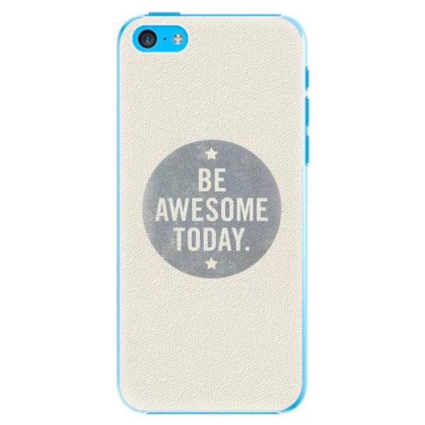Plastové pouzdro iSaprio - Awesome 02 - iPhone 5C