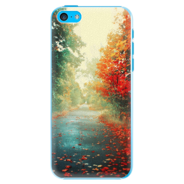 Plastové pouzdro iSaprio - Autumn 03 - iPhone 5C