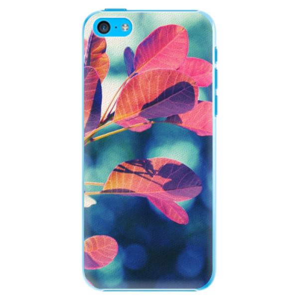 Plastové pouzdro iSaprio - Autumn 01 - iPhone 5C