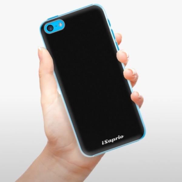 Plastové pouzdro iSaprio - 4Pure - černý - iPhone 5C