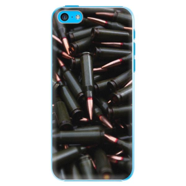 Plastové pouzdro iSaprio - Black Bullet - iPhone 5C