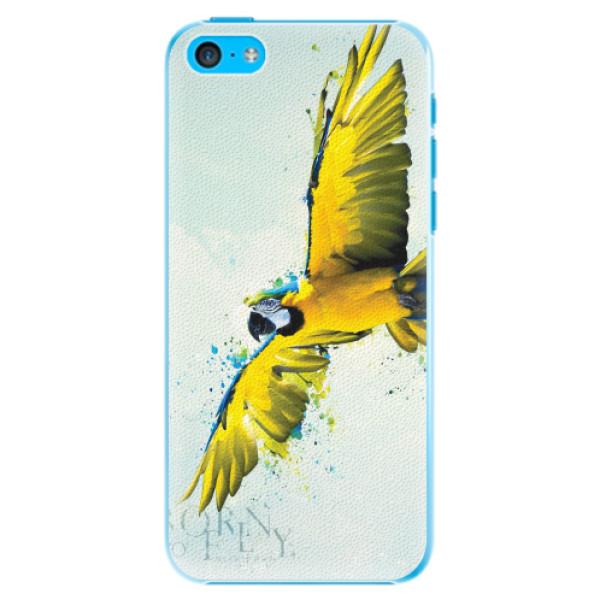 Plastové pouzdro iSaprio - Born to Fly - iPhone 5C