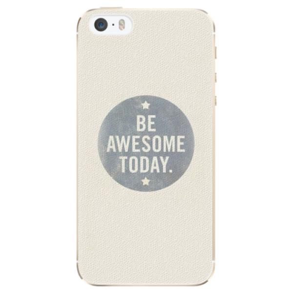 Plastové pouzdro iSaprio - Awesome 02 - iPhone 5/5S/SE