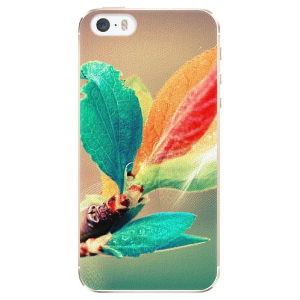 Plastové pouzdro iSaprio - Autumn 02 - iPhone 5/5S/SE