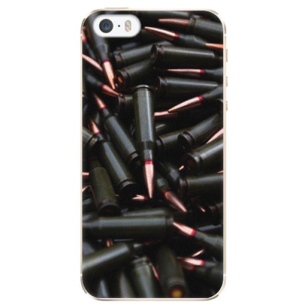 Plastové pouzdro iSaprio - Black Bullet - iPhone 5/5S/SE