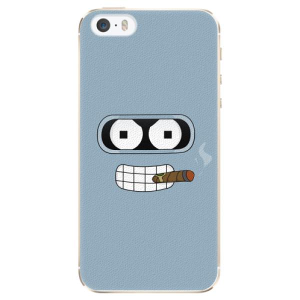 Plastové pouzdro iSaprio - Bender - iPhone 5/5S/SE