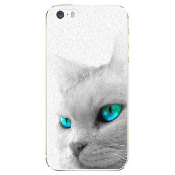 Plastové pouzdro iSaprio - Cats Eyes - iPhone 5/5S/SE