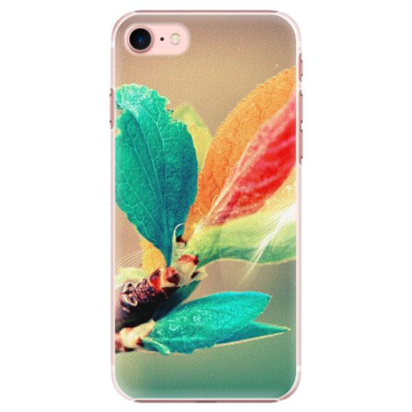 Plastové pouzdro iSaprio - Autumn 02 - iPhone 7