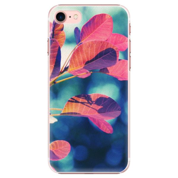 Plastové pouzdro iSaprio - Autumn 01 - iPhone 7