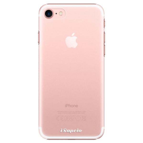 Plastové pouzdro iSaprio - 4Pure - mléčný bez potisku - iPhone 7