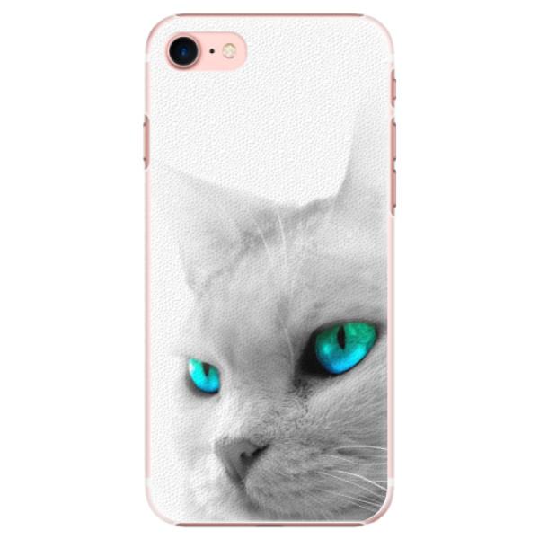 Plastové pouzdro iSaprio - Cats Eyes - iPhone 7