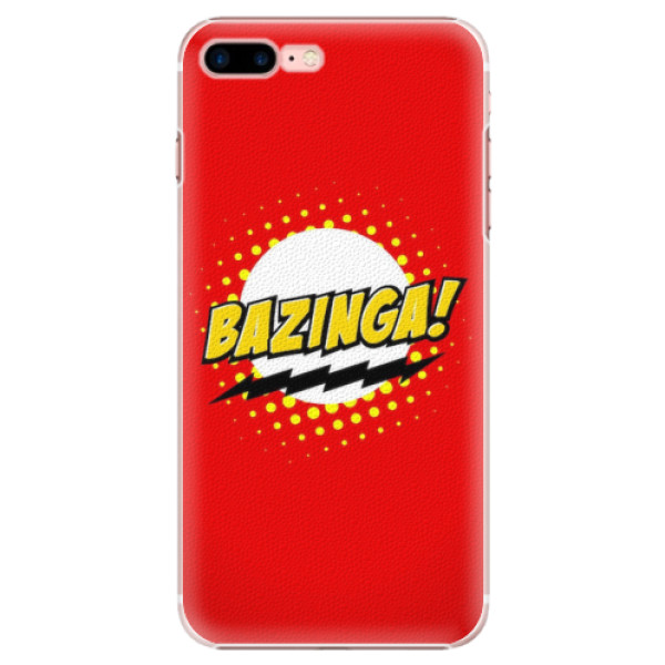 Plastové pouzdro iSaprio - Bazinga 01 - iPhone 7 Plus