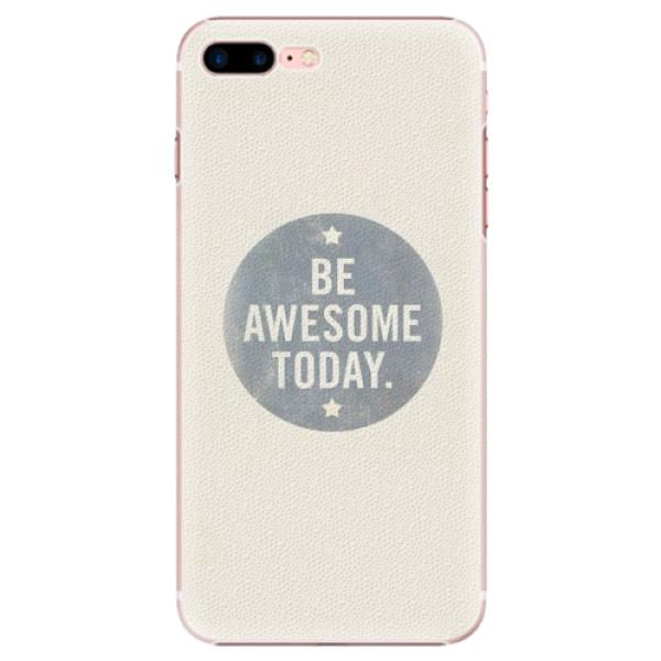 Plastové pouzdro iSaprio - Awesome 02 - iPhone 7 Plus