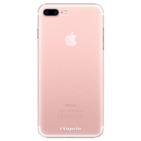 Plastové pouzdro iSaprio - 4Pure - mléčný bez potisku - iPhone 7 Plus