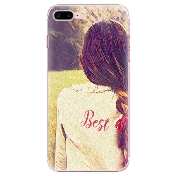Plastové pouzdro iSaprio - BF Best - iPhone 7 Plus
