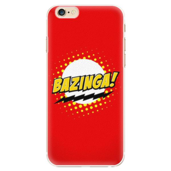 Plastové pouzdro iSaprio - Bazinga 01 - iPhone 6/6S