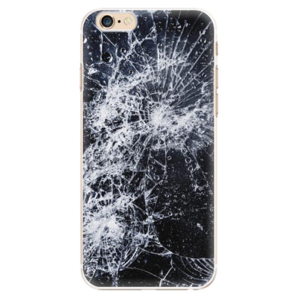 Plastové pouzdro iSaprio - Cracked - iPhone 6/6S