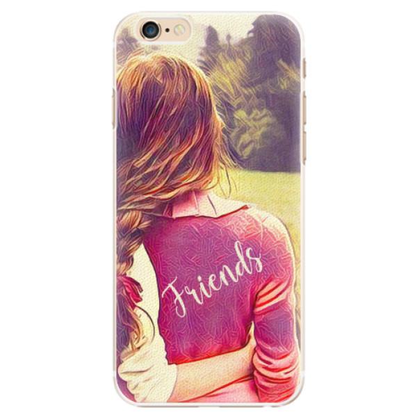 Plastové pouzdro iSaprio - BF Friends - iPhone 6/6S