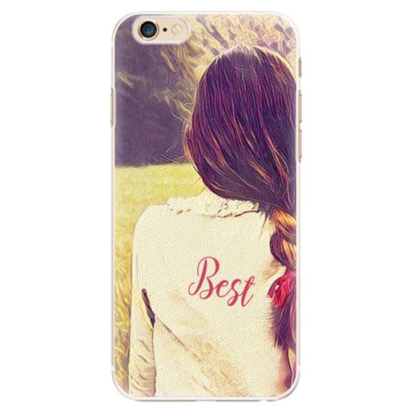 Plastové pouzdro iSaprio - BF Best - iPhone 6/6S