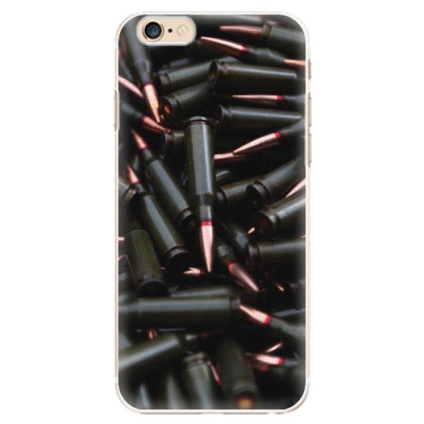 Plastové pouzdro iSaprio - Black Bullet - iPhone 6/6S