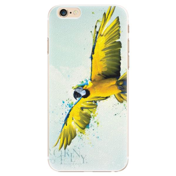 Plastové pouzdro iSaprio - Born to Fly - iPhone 6/6S