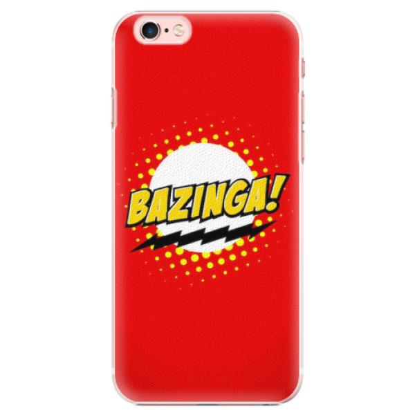 Plastové pouzdro iSaprio - Bazinga 01 - iPhone 6 Plus/6S Plus