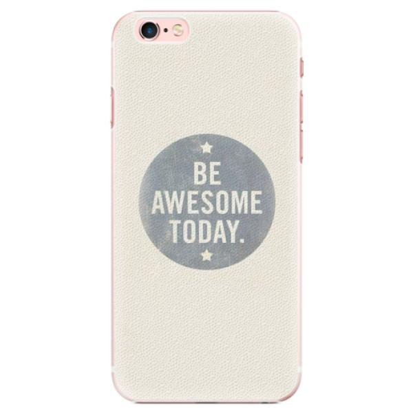 Plastové pouzdro iSaprio - Awesome 02 - iPhone 6 Plus/6S Plus