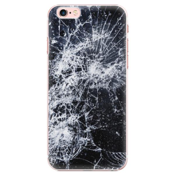 Plastové pouzdro iSaprio - Cracked - iPhone 6 Plus/6S Plus