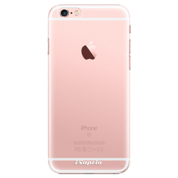Plastové pouzdro iSaprio - 4Pure - mléčný bez potisku - iPhone 6 Plus/6S Plus
