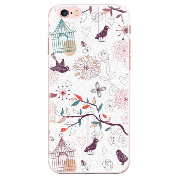 Plastové pouzdro iSaprio - Birds - iPhone 6 Plus/6S Plus