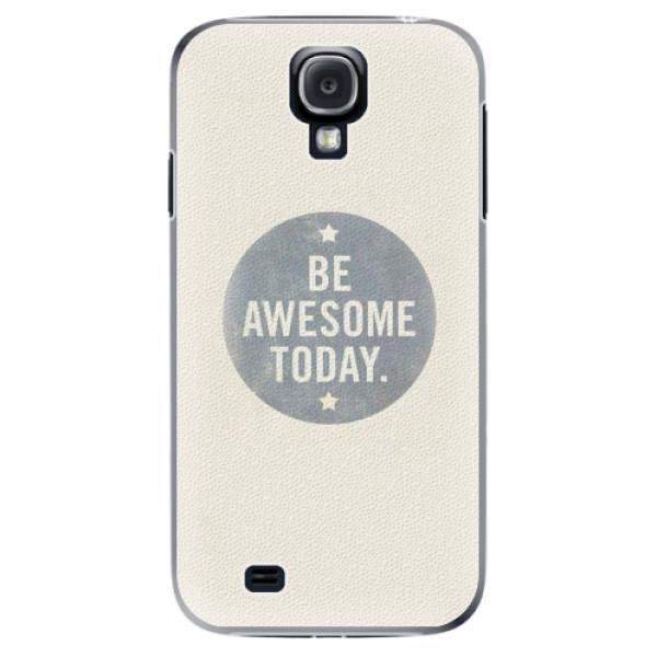 Plastové pouzdro iSaprio - Awesome 02 - Samsung Galaxy S4