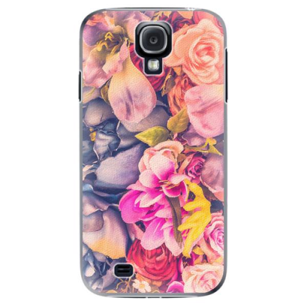 Plastové pouzdro iSaprio - Beauty Flowers - Samsung Galaxy S4