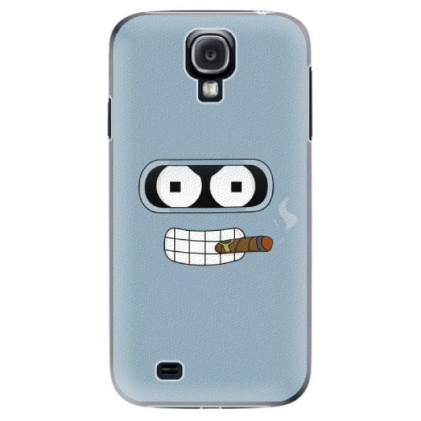 Plastové pouzdro iSaprio - Bender - Samsung Galaxy S4