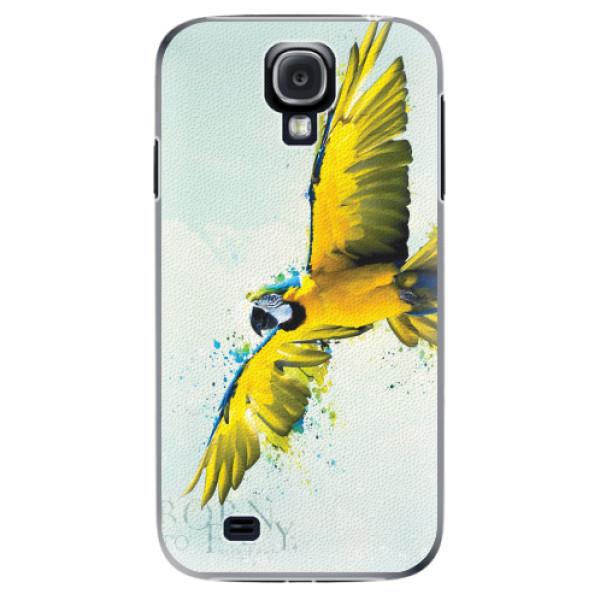 Plastové pouzdro iSaprio - Born to Fly - Samsung Galaxy S4