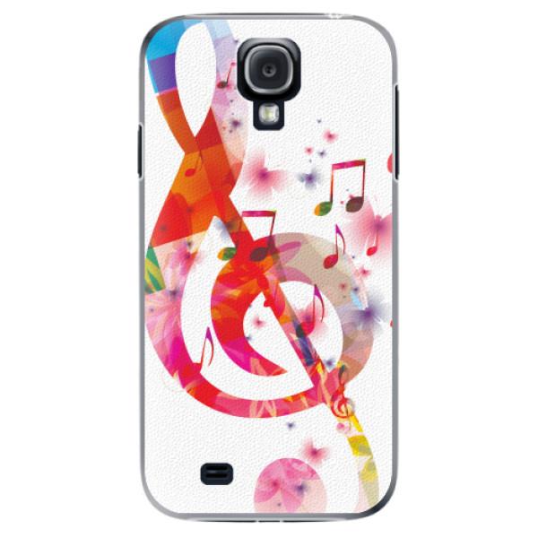 Plastové pouzdro iSaprio - Love Music - Samsung Galaxy S4
