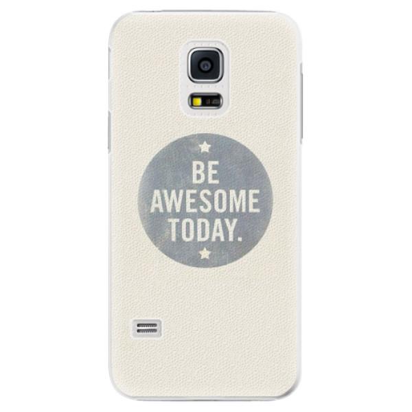 Plastové pouzdro iSaprio - Awesome 02 - Samsung Galaxy S5 Mini