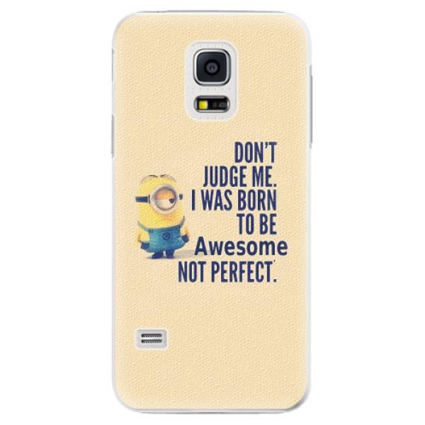 Plastové pouzdro iSaprio - Be Awesome - Samsung Galaxy S5 Mini
