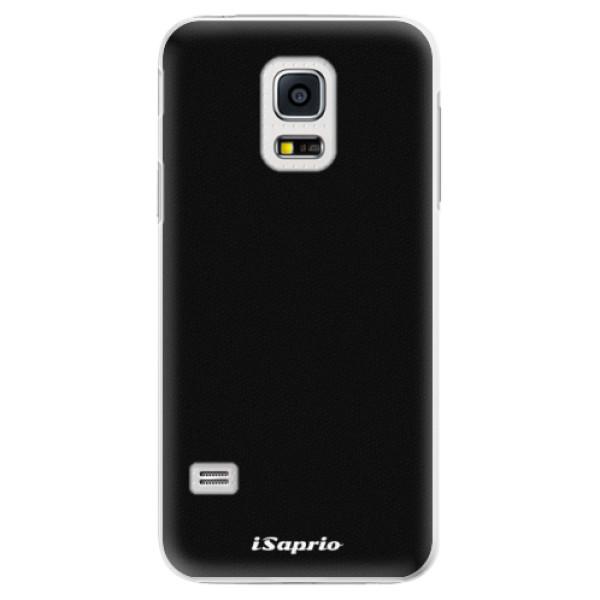 Plastové pouzdro iSaprio - 4Pure - černý - Samsung Galaxy S5 Mini