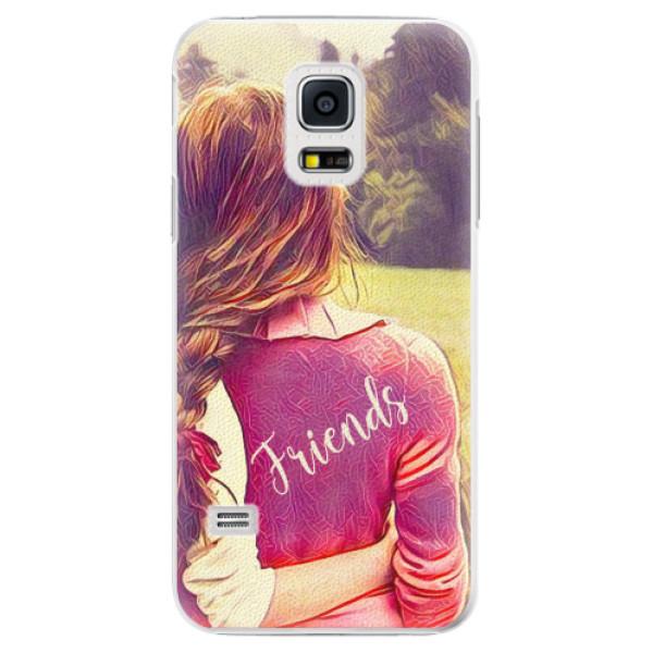 Plastové pouzdro iSaprio - BF Friends - Samsung Galaxy S5 Mini