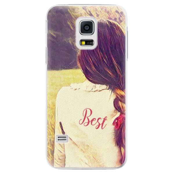 Plastové pouzdro iSaprio - BF Best - Samsung Galaxy S5 Mini