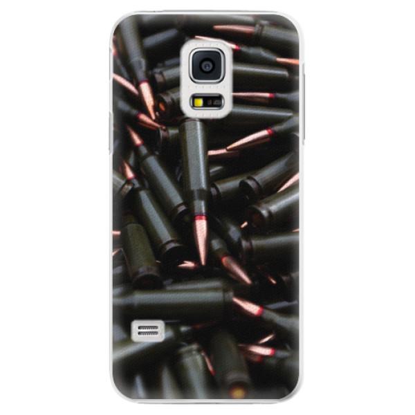 Plastové pouzdro iSaprio - Black Bullet - Samsung Galaxy S5 Mini