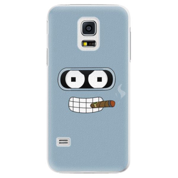 Plastové pouzdro iSaprio - Bender - Samsung Galaxy S5 Mini