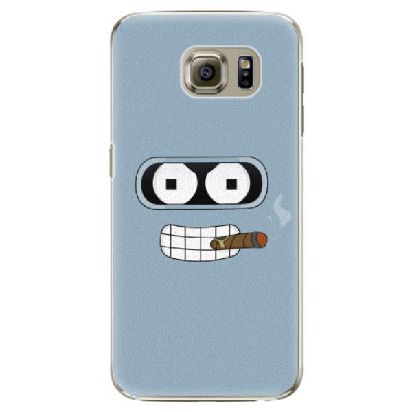 Plastové pouzdro iSaprio - Bender - Samsung Galaxy S6 Edge Plus