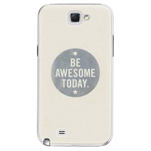 Plastové pouzdro iSaprio - Awesome 02 - Samsung Galaxy Note 2