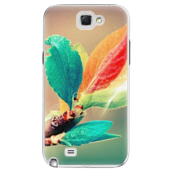 Plastové pouzdro iSaprio - Autumn 02 - Samsung Galaxy Note 2
