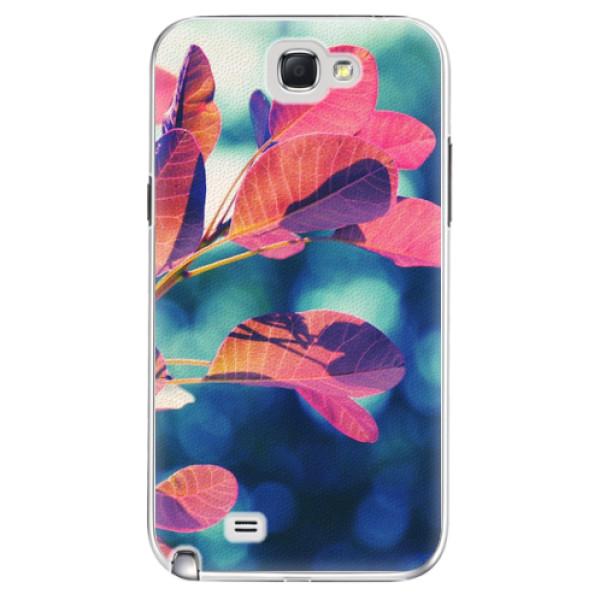 Plastové pouzdro iSaprio - Autumn 01 - Samsung Galaxy Note 2