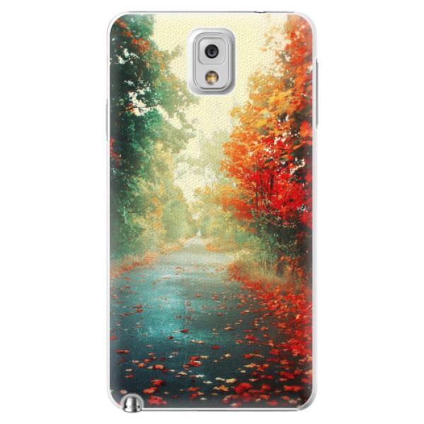 Plastové pouzdro iSaprio - Autumn 03 - Samsung Galaxy Note 3