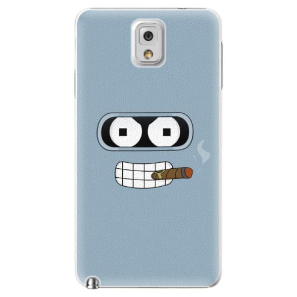 Plastové pouzdro iSaprio - Bender - Samsung Galaxy Note 3