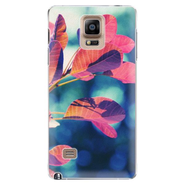 Plastové pouzdro iSaprio - Autumn 01 - Samsung Galaxy Note 4